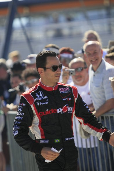 Helio Castroneves - Team Penske