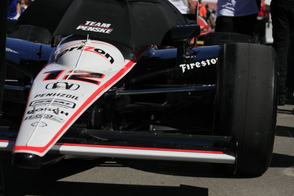 Will Power Car - Team Penske